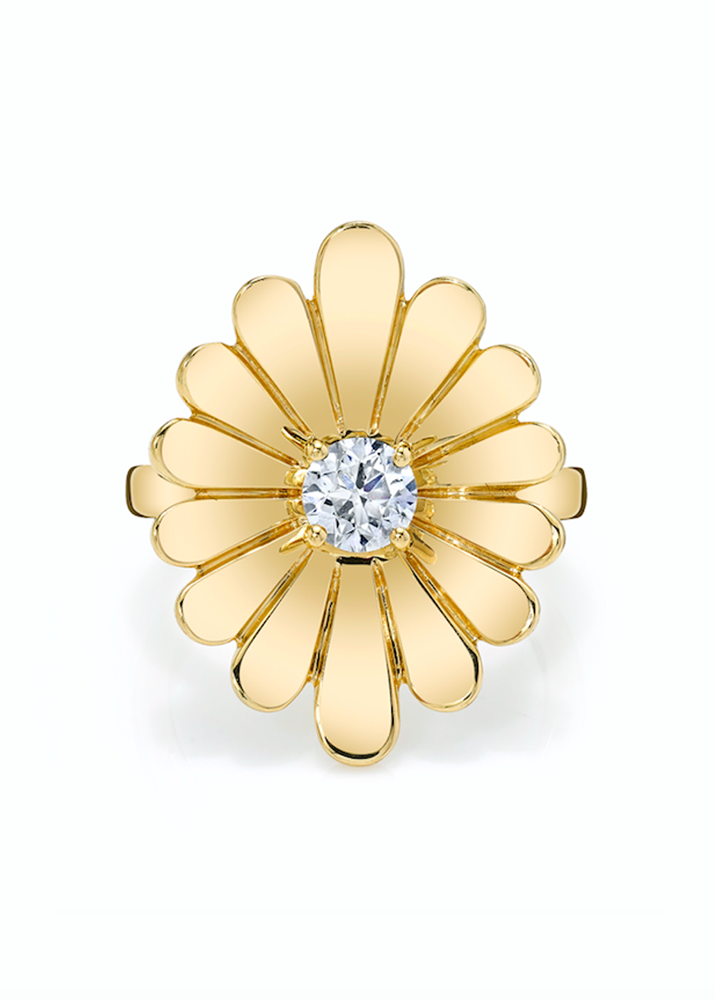 ANITA KO _ Water Lily Ring