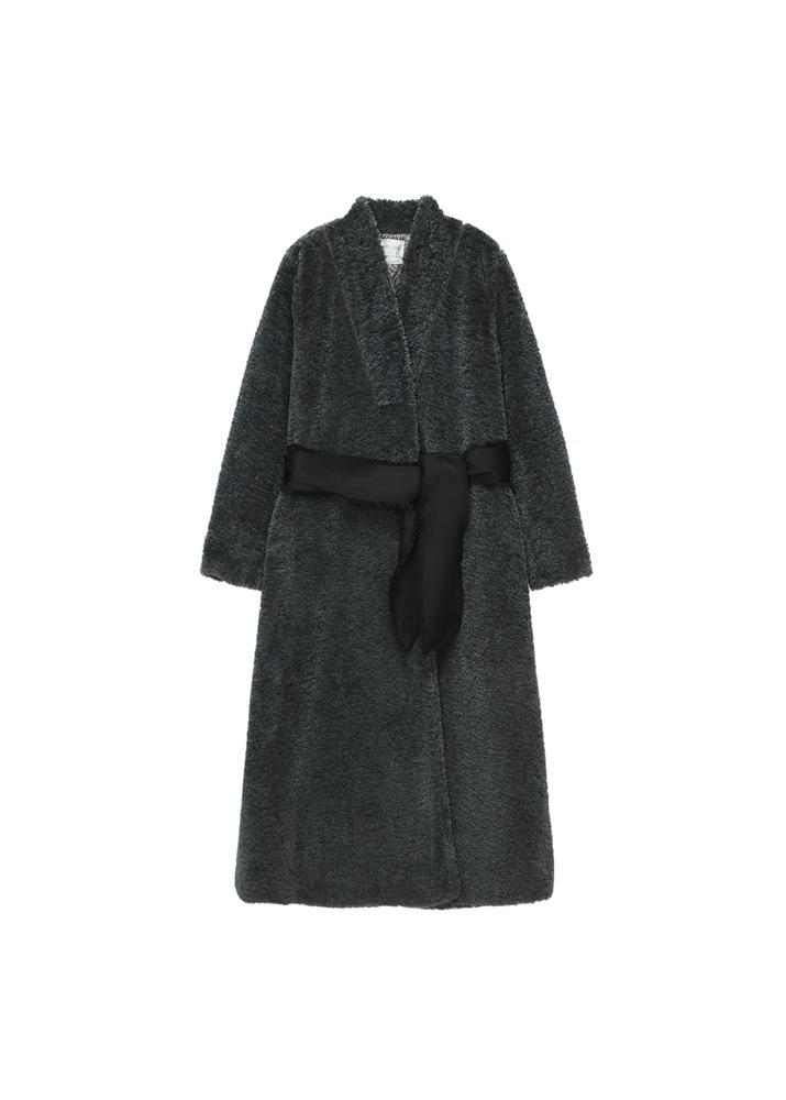 FORTE FORTE _ Eco Shearling Coat